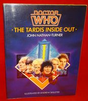 Doctor Who: The Tardis Inside Out - Paperback